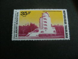 F5894- Stamp  MNH  Togo - Einstein Oberservatoire Potsdam - Astronomy