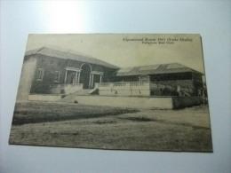 ESPOSIZIONI ROMA 1911 VALLE GIULIA PADIGLIONE STATI UNITI - Esposizioni