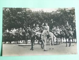 Les Fetes De La Victoire, 14 Juillet 1918, Les Maréchaux FOCH Et PETAIN - Weltkrieg 1914-18