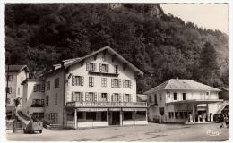 CLUSES - L'HOTEL NATIONAL - HAUTE SAVOIE - Formato Piccolo - Cluses