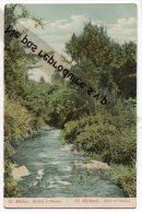 - Açores - S. MICHEL - ST. MICHAELS - Riviére à Furnas, River, Splendide, Très Ancienne, Non écrite, TBE, Scans. - Açores