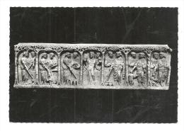 Cp, Sculptures, Sarcophage à Arbres, (Arles - Musée Lapidaire) - Esculturas