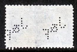 U.S. E 14  (o)   1925 Issue - Perfins