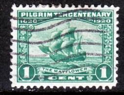 U.S. 548   (o)   SAILING  SHIP - Used Stamps