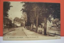 ENGHEIN LES BAINS  - L'avenue De Ceinture - Enghien Les Bains