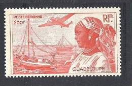 GUADELOUPE AERIEN N� 15 NEUF** LUXE