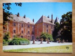 41 : Meung-sur-Loire - Le Château - Légers Plis - (n°834) - Altri Comuni