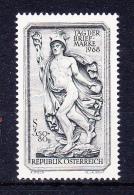 AUSTRIA  1968 ,Stamp Day  , Y&T # 1106, Cv  1.40  E , ** M N H , V V F - 1945-.... 2a Repubblica