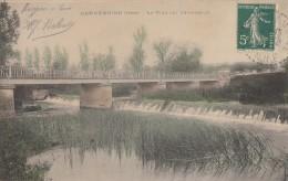 CPA - Dannemoine - Le Pont Sur L'Armançon - Non Classés