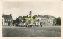 Cpsm 62 Arques, La Place, écrite 1948 - Arques