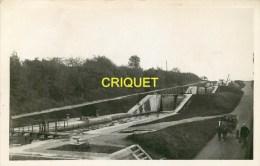 Cpsm 62 Arques, Les Sept écluses, Calèche Sur Le Chemin, écrite 1955 - Arques