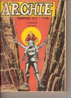 ARCHIE N° 5  ANNEE 1969 - Petit Format