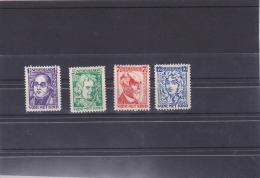 Holanda 215/18 - 1891-1948 (Wilhelmine)