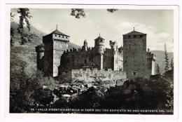 I926 Castello Di Fenix Fenis (Aosta) - Chateau Castle Schloss Castillo / Non Viaggiata - Italia
