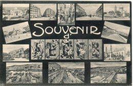 Algerie. Alger. Souvenir D'alger. 12 Petites Cartes - Algerien