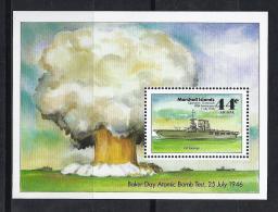 HISTORIA - MARSHALL  ISLANDS 1986 - Yvert #H2 - MNH ** - Otros