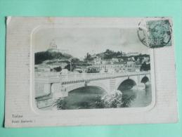 TORINO - Ponte UMBERTO Ier - Bridges