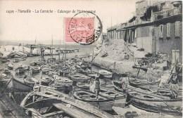 MARSEILLE LA CORNICHE CALANQUE DE MALMOUSQUE BARQUES DE PECHE 13 - Marseille