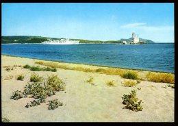 D0266] Sardegna OLBIA LA SPIAGGIA DEL LIDO DEL SOLE FG Viaggiata 1973 Nave Ship Paquebot - Olbia