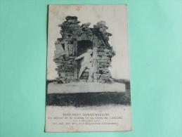 Monument Commémoratif Du Séjour De La Classe 18 Au Camp Du LARZAC De Juin à Septembre 1917 - Non Classés