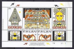PALAU 1991 - Yvert #432/39 - MNH ** - Palau