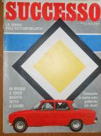 Successo 3 1966 Alfa Romeo Giulia Migliarino Viareggio Salvatore Adamo Rasputin - Muziek
