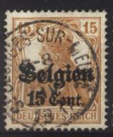 OC 15 St-Georges Sur-Meuse 1913 - WW I