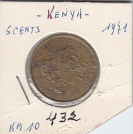 5 Cents Kenya 1971 - Kenya