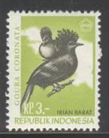 INDONESIA IRIAN BARAT 1968 ZBL 28 MNH POSTFRIS ** NEUF - Indonésie