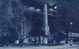 39 - DOLE - LA NUIT - MONUMENT DES COMBATTANTS - Dole