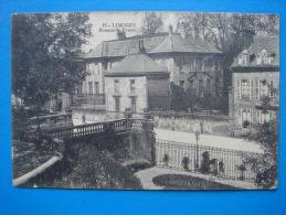 87. LIMOGES - Banque De France - Limoges