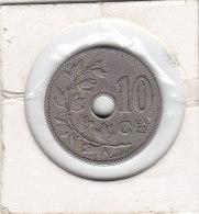 10 CENTIMES Cupro-nickel Léopold II 1902 FR - 1865-1909: Leopold II