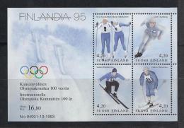 FINLANDIA 1994 - Yvert #H11 - MNH ** - Finlandia