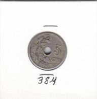 5 CENTIMES Cupro- Nickel Léopold II 1903 FR - 1865-1909: Leopold II