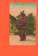 SIERRA LEONE - Native Ju Ju Man (pli Coin Droit) - Sierra Leone