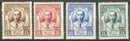 INDONESIA MNH ** 1955  ZBL 146-49 - Indonesië