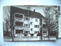 Photacard House Unknown Where - Postkaarten