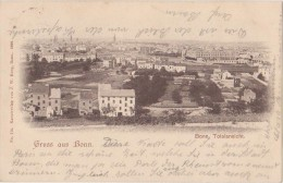 AK BONN Gruss Aus Total 1898 - Bonn