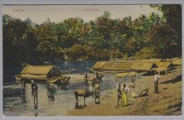 Ceylon River Scene Ungebraucht Foto #8 Plâté & Co. - Sri Lanka (Ceylon)