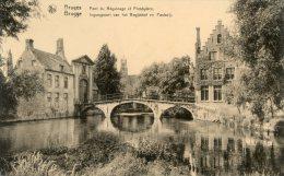 Bruges - Pont Du Bèguinageet Presbytére - Brugge