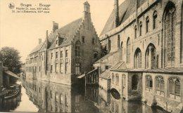 Bruges - Hôpital Saint-jean - Brugge
