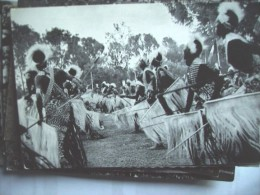 Africa Ruanda Urundi Muramvya Dancers - Ruanda-Urundi