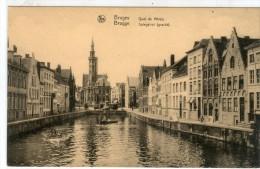 Bruges - Quai Du Miroir - Brugge