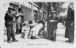 75 PARIS VECU Reproduction N°42 La Soupe Aux Halles - Petits Métiers à Paris