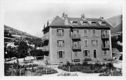 05 BRIANCON SAINTE CATHERINE Hôtel Du Parc Hôtel Du Cours Semiond Frères CPSM PF Dentelée - Briancon
