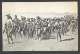 5824-GUERRA IN ORIENTE-PRIGIONIERI CATTURATI DALL'ESERCITO BRITANNICO CATTURATI IN SIRIA E PALESTINA-FP - Altre Guerre