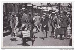 PARIS  DEPART EN VACANCES  VERS  1930 - Sin Clasificación
