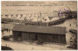 CPA écrite - 17 - Charente Maritime - La Palicce - Rochelle - Le Camp - La Rochelle
