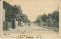 10-piney-avenue De La Gare ,animé - Non Classés