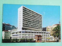 ALGER - L'Immeuble MAURITANIA - Algeri